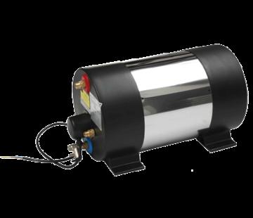 Johnson Johnson Pump RVS scheepsboiler AquaH  1200W / 30l  rond model  gewicht 11 5kg