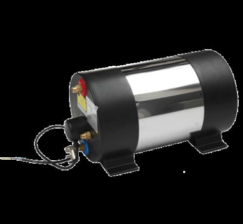 Johnson Pump RVS scheepsboiler AquaH  1200W / 60l  rond model  gewicht 17 3kg