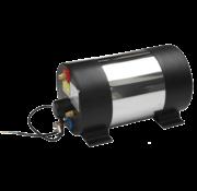 Johnson Pump RVS scheepsboiler AquaH  1200W / 80l  rond model  gewicht 20 0kg