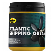 Schroefasvet kroon atlantic shipping Grease pot 600gr