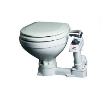 Johnson Johnson Pump AquaT Handpomp toilet