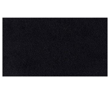 Softex Boot Tapijt Black - Zwart