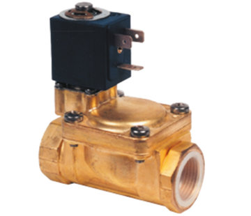 Allpa Elektrische klep  24V voor elektrische scheepstoiletten met gescheiden pompsysteem