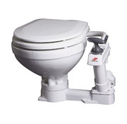 Johnson Johnson Comfort Handpomp Toilet