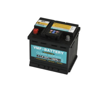 VMF Green System 44 Amp Start