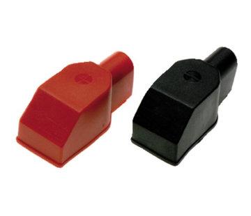 Talamex Afdekkap pvc voor accuklem rood