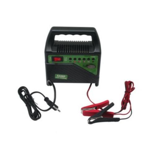 Interbosch Acculader 6/12 volt  6 ampere