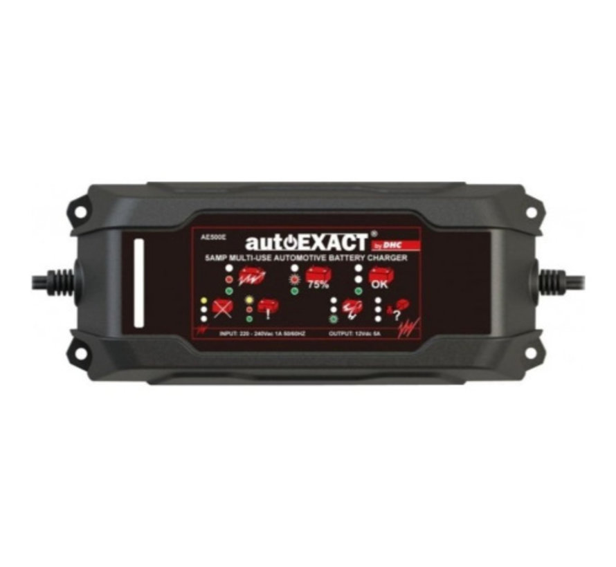 DHC AutoExact 12V 5A druppellader