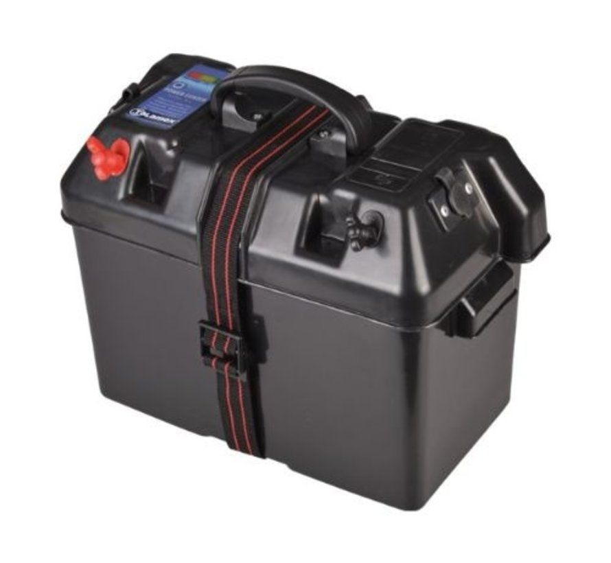 Accubak Talamex powered 30 Amp
