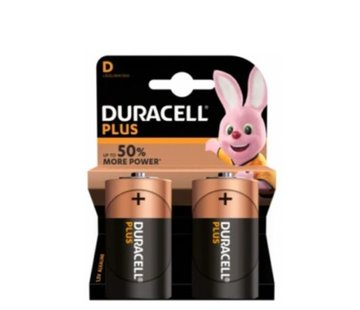 Duracell Plus 2 Delig MN 1300 Duralock