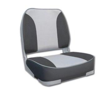 Exalto Bootstoel Deluxe opklapbaar Grijs/Donkergrijs