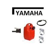 Allpa Brandstoftank Allpa voor Yamaha 12 liter compleet