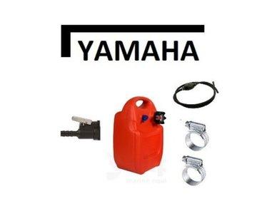 Allpa Brandstoftank voor Yamaha 12 liter compleet
