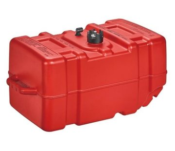 Exalto Draagbare Brandstoftank 45ltr incl. brandstofmeter