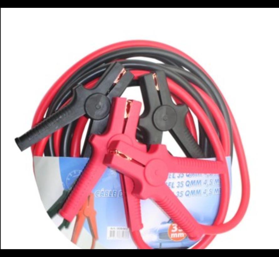 Startkabel 1200 amp 35 QMM 4.5 mtr kabel