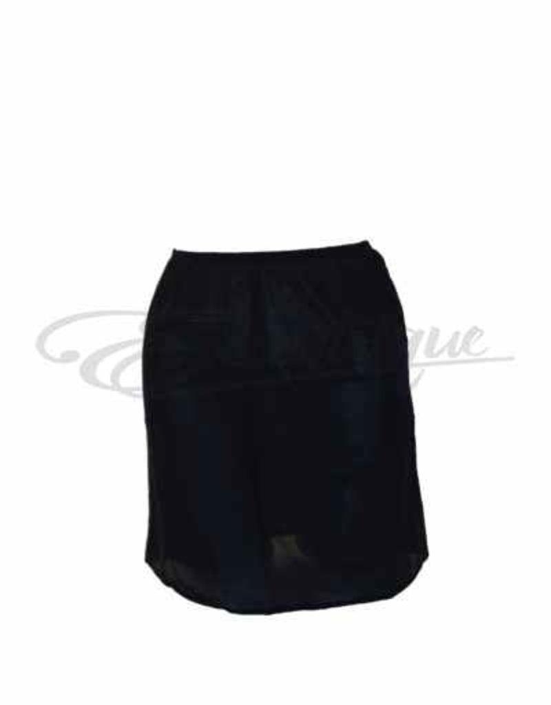 Plaisir - Onderrok (50cm) - Zwart :