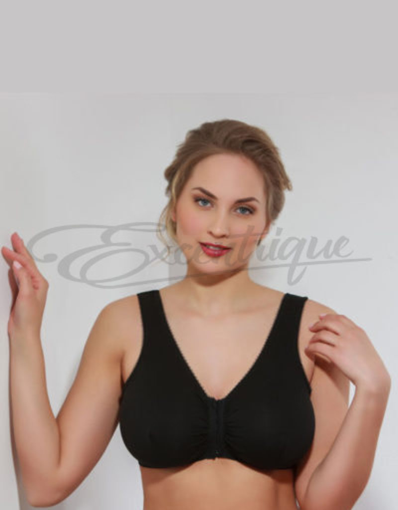 Plaisir - Unique Bra - Black :