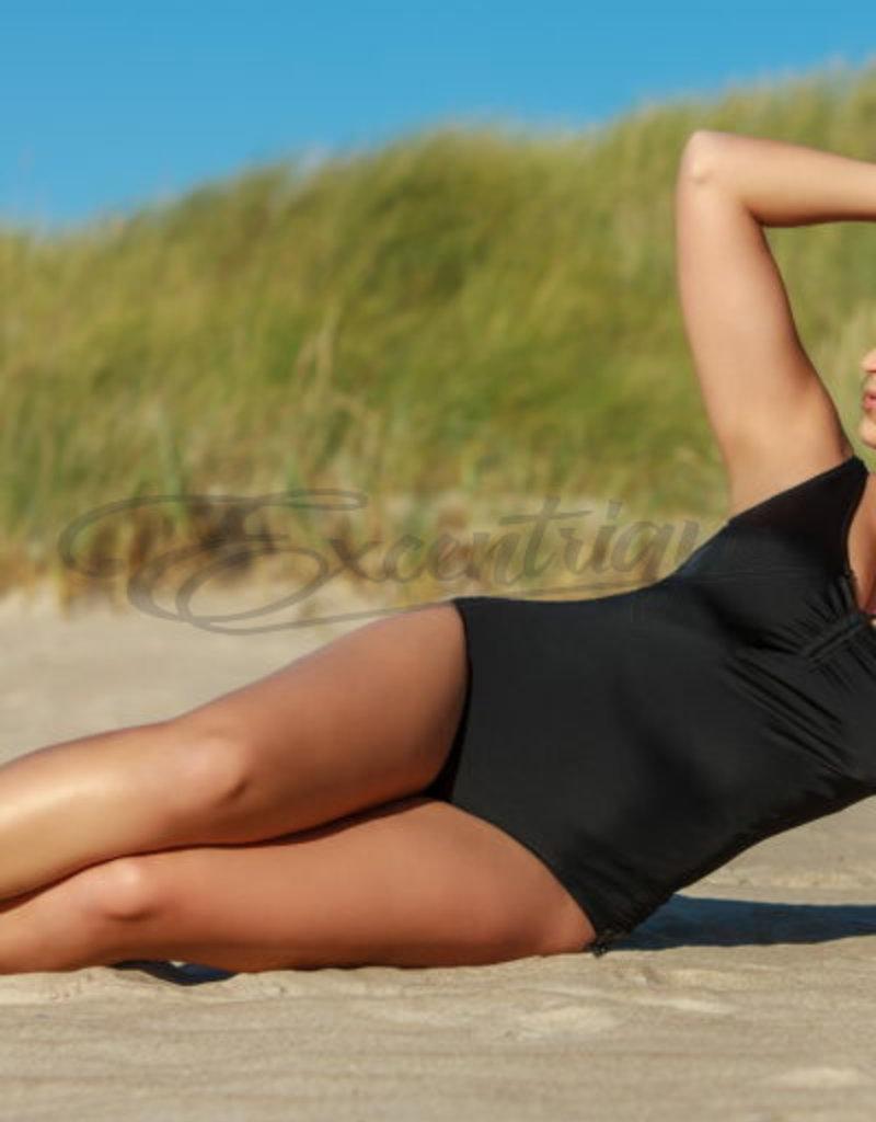 Plaisir - Swimsuit - Black :