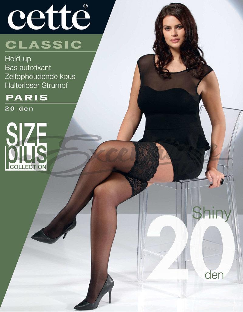 Cette Cette - Hold Up Paris Plus Size - 20D - Tendresse