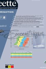 Cette Cette - Panty Brighton Plus Size - 20D - Black