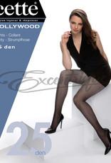 Cette Cette - Panty Hollywood Plus Size - 25D - Gold