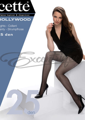 Cette Cette - Panty Hollywood Plus Size - 25D - Gold