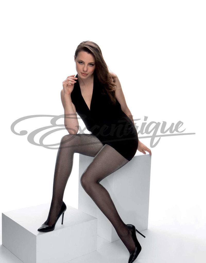 Cette Cette - Panty Hollywood Plus Size - 25D - Silver