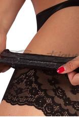 Cette Cette - Anti Schuur Kousenband - Black
