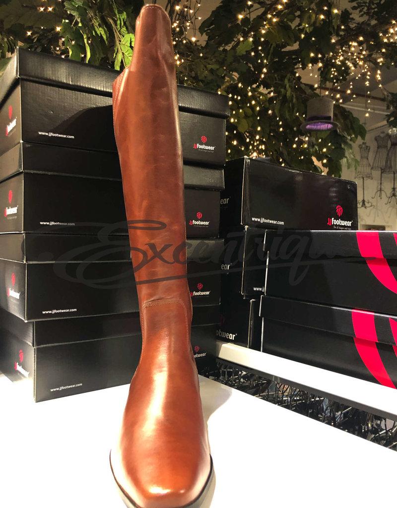 JJ Footwear JJ Footwear Laars - Maxima/Lugano XXL - Cognac