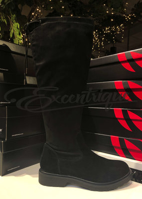 JJ Footwear JJ Footwear Laars - Virus/Kelslo XL - Zwart