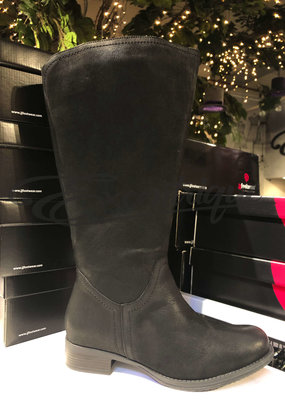 JJ Footwear JJ Footwear - Laars Niada/Flensburg XXL - Zwart