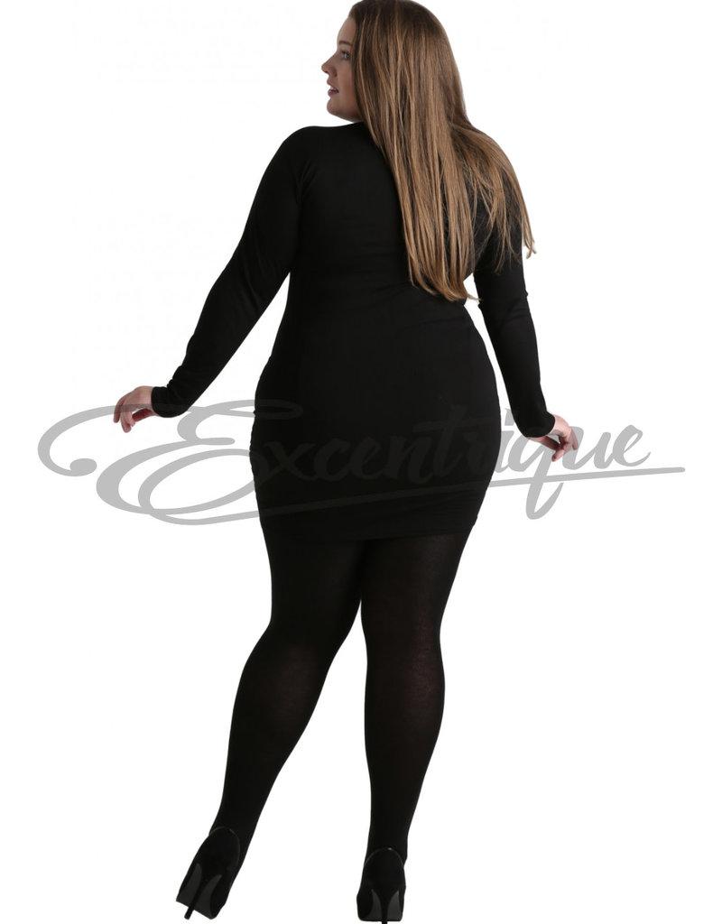 Pamela Mann Pamela Mann - Panty Curvy Super Stretch - 50D - Black :