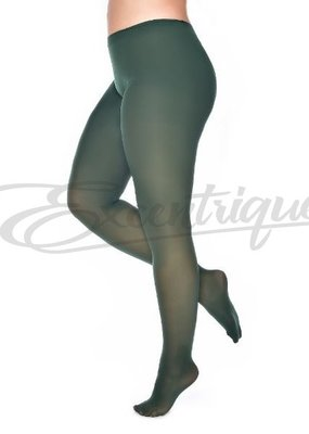 Pamela Mann Pamela Mann - Panty Curvy Super Stretch - 50D - Forest Green :