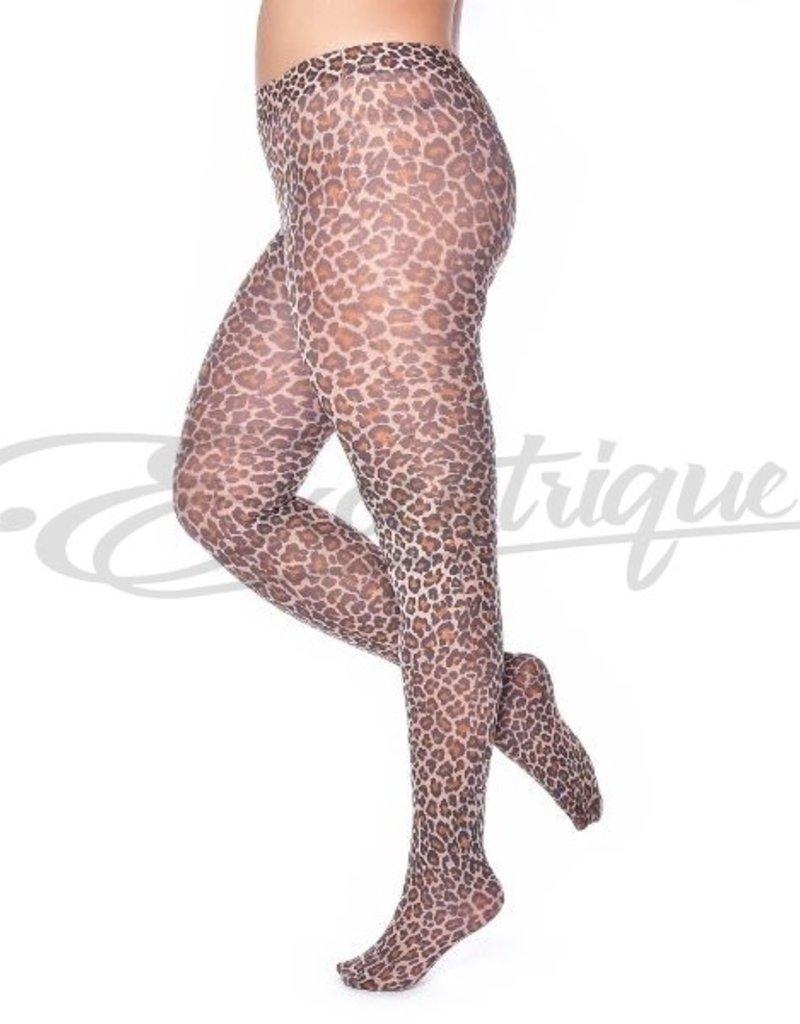Pamela Mann Pamela Mann - Panty Leopard Pattern Curvy - 50D - Naturel :