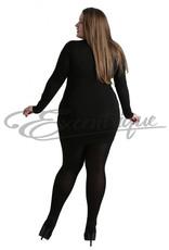 Pamela Mann Pamela Mann - Panty Curvy Super Stretch - 90D - Black :