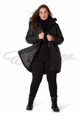 Yesta Yesta - Winterjas Outerwear - 38.A32644.01 - Zwart :