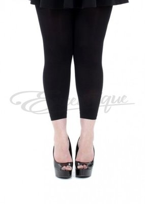 Pamela Mann Pamela Mann - Panty Footless - 120D - Black :