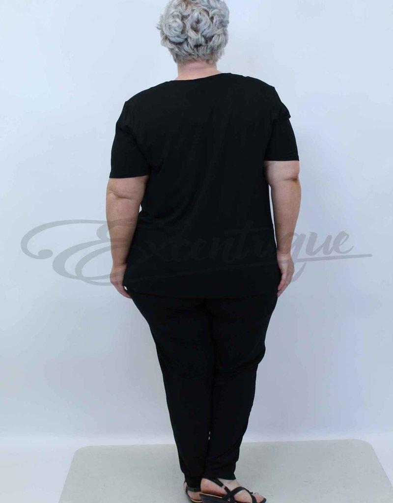 Magna - Pantalon - Zwart :