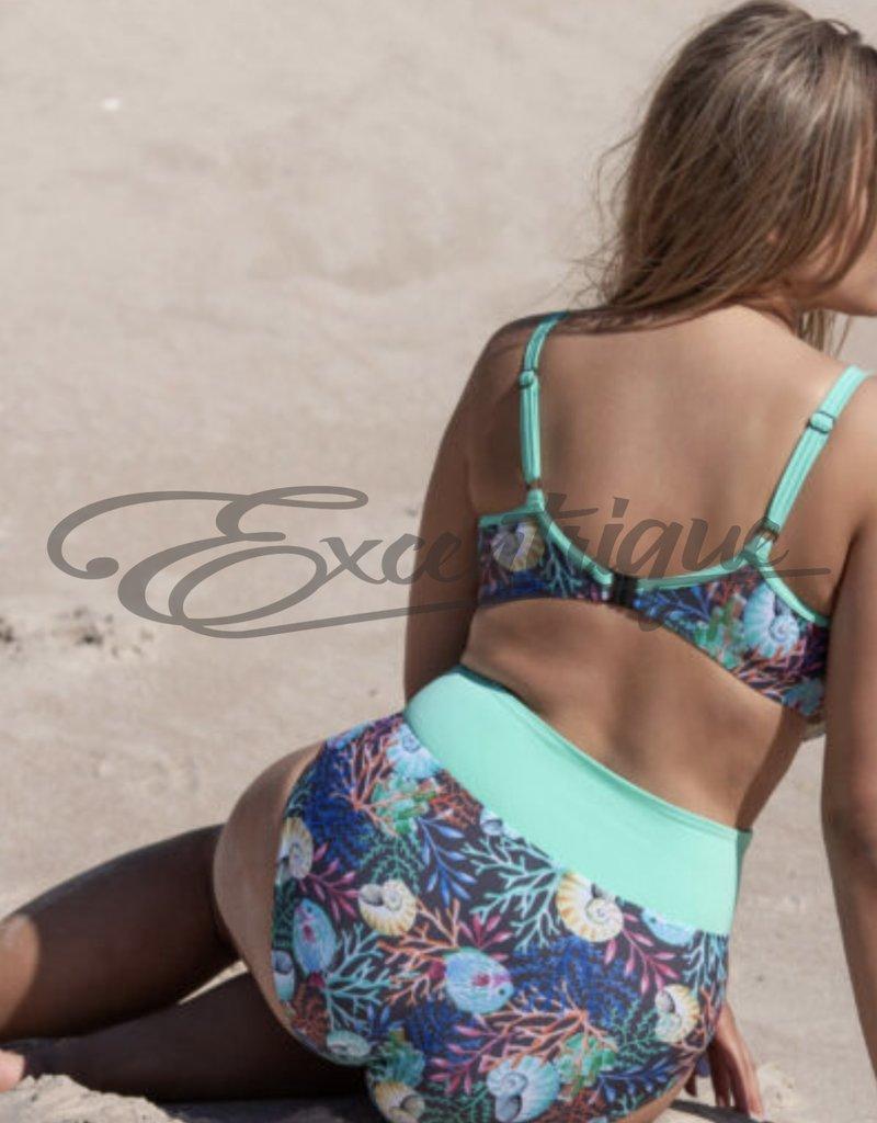 Plaisir - Bikinitop - Ocean Green :