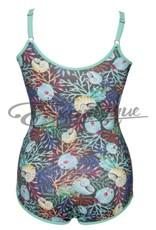 Plaisir - Swimsuit - Ocean Green :
