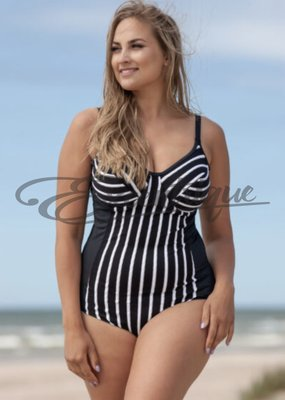 Plaisir - Swimsuit - Stripes :