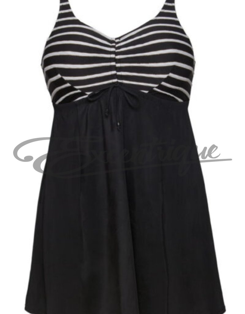 Plaisir - Swimdress - Stripes :
