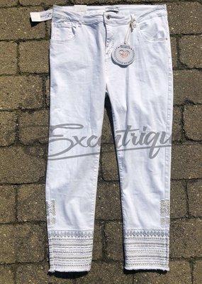Monday Premium Monday - Jeans - Wit :
