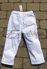 "Monday - Jeans 3/4 ""A1871"" - Wit :"