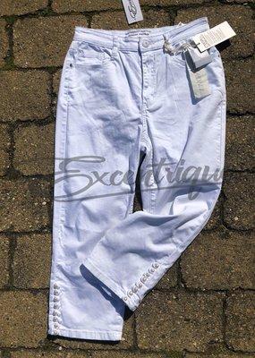 Monday Premium Monday - Jeans 3/4 - Wit :
