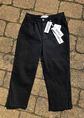 Monday Premium Monday - Jeans 3/4 - Zwart :