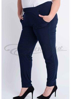 Magna - Pantalon - Marine :