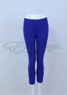 New Jersey - 3/4 Legging - Blauw :