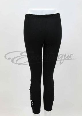Naveed - Legging - Zwart :