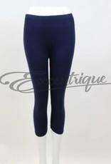 By Excentrique - 3/4 Legging - Marine :
